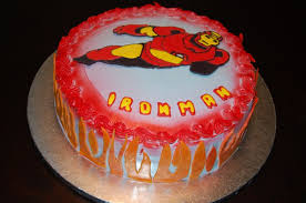 iron man cakes daniel radcliffes