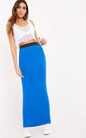 maxi skirt maxi skirts women s maxi skirts prettylittlething usa