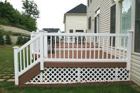 decks plastic wood decking lowes trex trex decking lowes