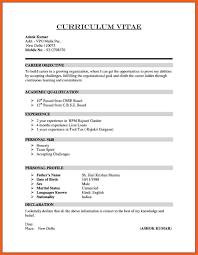 how to write a cv or resume how to write cv resume professional curriculum vitae sles