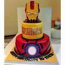 fantastic iron man birthday cake picture best birthday quotes