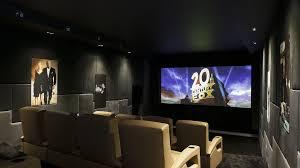home cinema design uk james bond themed bespoke home cinema in cheshire installation