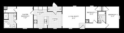 Mobile Home Floor Plans Single Wide Single U0026 Multi Section Modular Homes Of Ohio Remy U0027s Manufactured