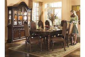 Formal Dining Room Furniture Round Formal Dining Room Sets Home Design