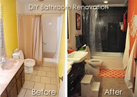 diy bathroom designs bathroom remodel status complete from 70 s to sleek