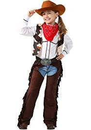 Cowgirl Halloween Costume Toddler Amazon Cowgirl Child Costume Medium Toys U0026 Games