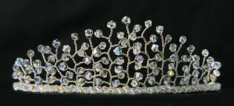 handmade tiaras wedding tiaras bridal tiaras for your wedding party or prom