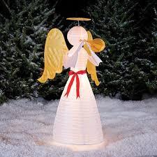 lighted christmas yard angels angels lighted yard displays christmas wikii christmas