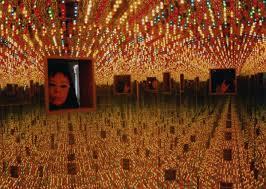 Infinity Led Light Bulbs by Infinity Mirror Rooms U2013 Yayoi Kusama Infinity Mirrors Hirshhorn