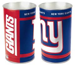 Bedroom Wastebasket New York Giants Bedroom New York Giants 15
