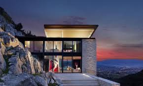 top 10 most incredible futuristic houses wellbots hydraulic roof