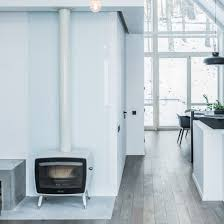 Col House 15 Cozy Homes With Fireplaces From Pinterest Boards