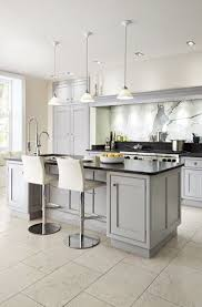 grey kitchen cupboards with black worktop pin by mcdermott on kitchen classic kitchens granite