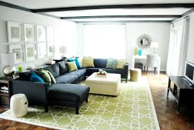 Colorful Living Room Rugs Living Room Cha Cha Cha Changes Young House Love