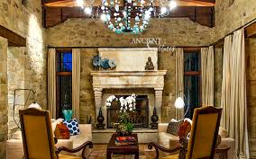 antique fireplace mantels as traditional pieces of furniture