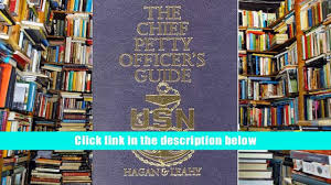 free download the chief petty officer s guide blue and gold