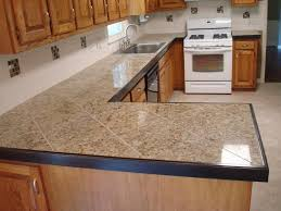 How To Install Kitchen Countertops All About Ceramic Tile On Countertops U2014 Smith Design
