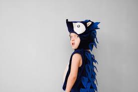 Sonic Halloween Costume Sonic Hedgehog Costume Kid Costume Comics Cartoons