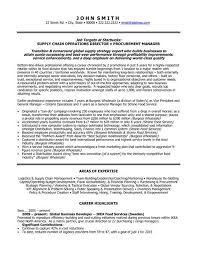 Supply Chain Manager Resume Example by Sample Sales Resume Sales Coordinator Resume Sample Example