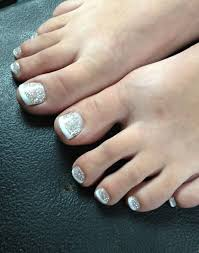 best 25 french toe nails ideas on pinterest french pedicure