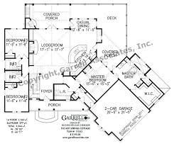 cottage floorplans springs cottage house plan