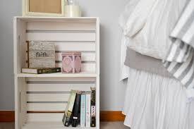 Crate Bookcase Diy Crate Bookshelf