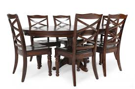 ashley porter five piece round dining set mathis brothers furniture ashley porter five piece round dining set