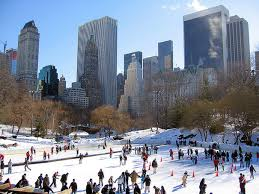 coolest skating rinks in nyc