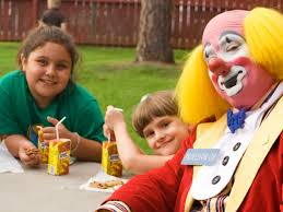 clowns for birthday photos and professor qb