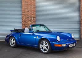 1990 porsche 911 convertible ref 19 1990 porsche 911 964 carrera 2 cabriolet