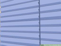 How To Clean Metal Blinds The Easy Way 6 Ways To Clean A Venetian Blind Wikihow