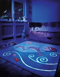 glamorous look in the bedroom with glow in the dark ceiling