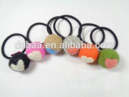 hair holders hair hair accessory jumbo bead hair knocker elastic