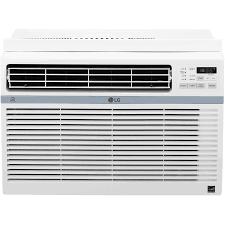 Window Ac With Heater Lg 12 000 Btu Window Ac W Wi Fi Controls Sylvane
