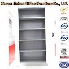 china metal steel cupboard 4 shelves file cabinet storage office