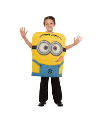 Despicable Minion Costume Minion Costumes Huge Hit