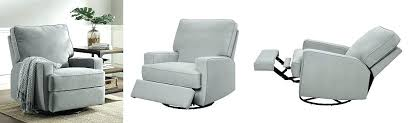 Glider Chair With Ottoman Fine Reclining Rocking Chair With Ottoman Photos Full Size Of