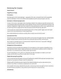 monitoring report template clinical trials monitoring plan template 1 638 jpg cb 1401367334