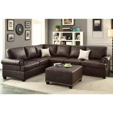 Leather Sectional Sofa With Chaise by Sectional Sofas Sectional Couches Sears