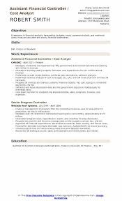 Jd Resume Cost Analyst Resume Samples Qwikresume