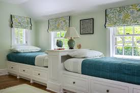 Small Bedroom With 2 Beds Bedroom Decorating Ideas For Two Beds Interior Bedroom Design