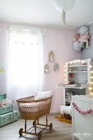 chambre en osier la chambre bébé d bébé et décoration