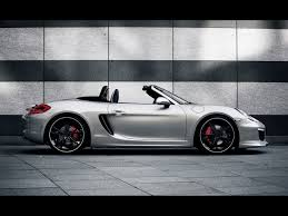 jdm porsche boxster techart custom boxster based on porsche boxster news
