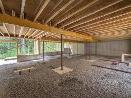 overcoming basement construction problems planning u0026 building