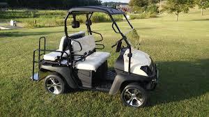 electric utility vehicles bighorn electric golf cart utility vehicle ev5 nev hybrid 60v