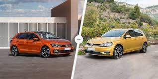 golf volkswagen vw polo vs golf which hatchback is best carwow