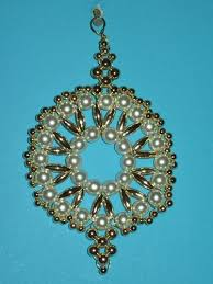 131 best beading pendants u0026 ornaments images on pinterest
