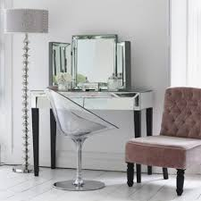 50 u0027s style mirrored dressing table console tables furniture