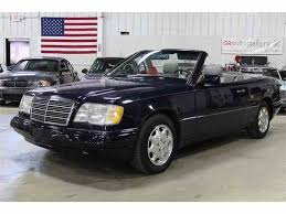 mercedes e 320 1995 mercedes e320 for sale on classiccars com 4 available