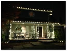 c9 warm white led christmas lights miniature christmas village lights